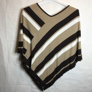 Lennie for Nina Leonard Poncho